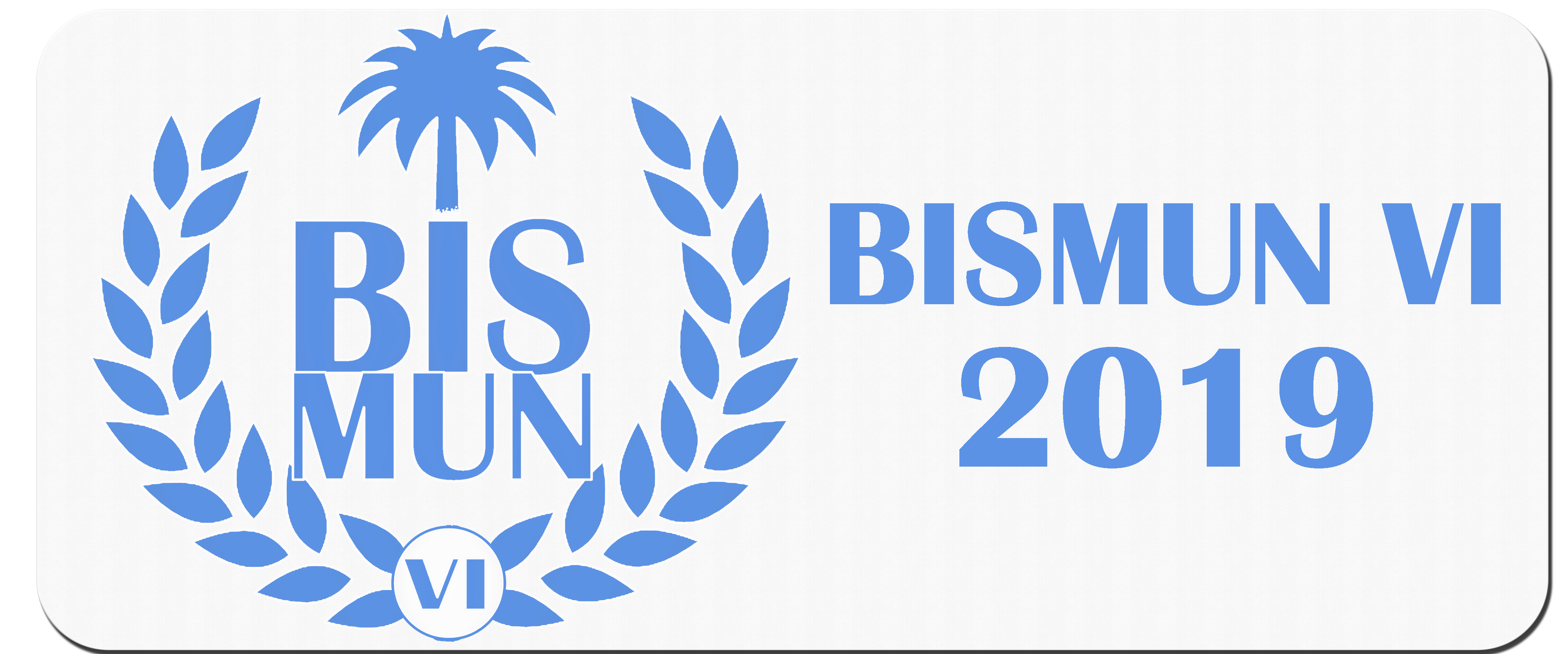 BISMUN 6 Button 2019
